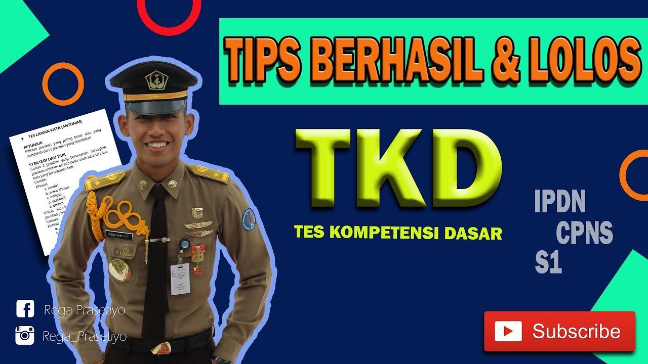 Contoh Soal Cpns 2018 Tips Sukses Dan Lolos Tes Tkd Tes