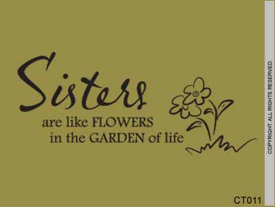 Sayings And Quotes About Sisters Cute Quotes And Sayings About Sisters