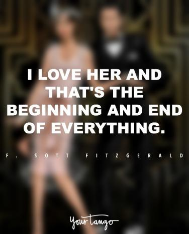 Great Gatsby Love Quotes