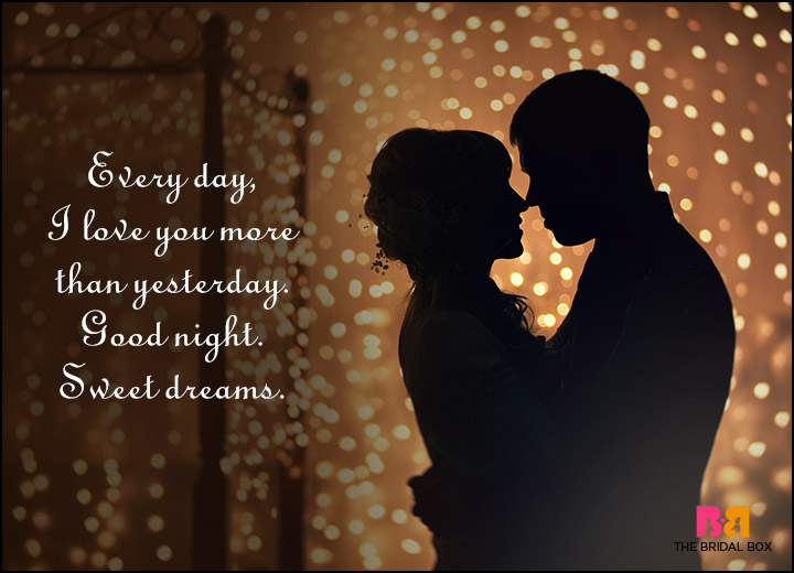 Night Love Quotes The Best Love Quotes