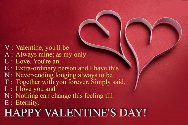 Happy Valentines Day Images With Quotes