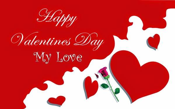 Happy Valentines Day  Wishes Happy Valentines Day  Greeting Card Happy Valentines Day