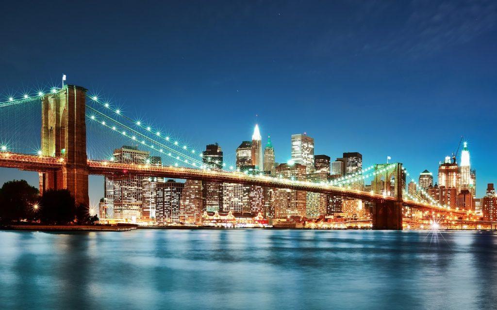 Jembatan Brooklyn, New York Tempat wisata paling populer menurut Andrew Hidayat (AndrewHidayat.com)