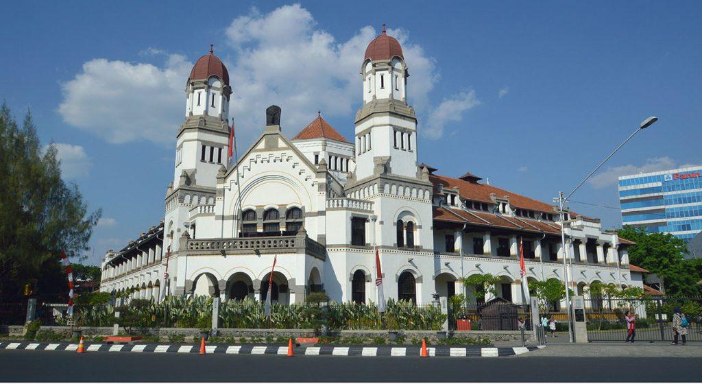 Lawang Sewu tempat wisata legendaris semarang - Andrew Hidayat (AndrewHidayat.com)