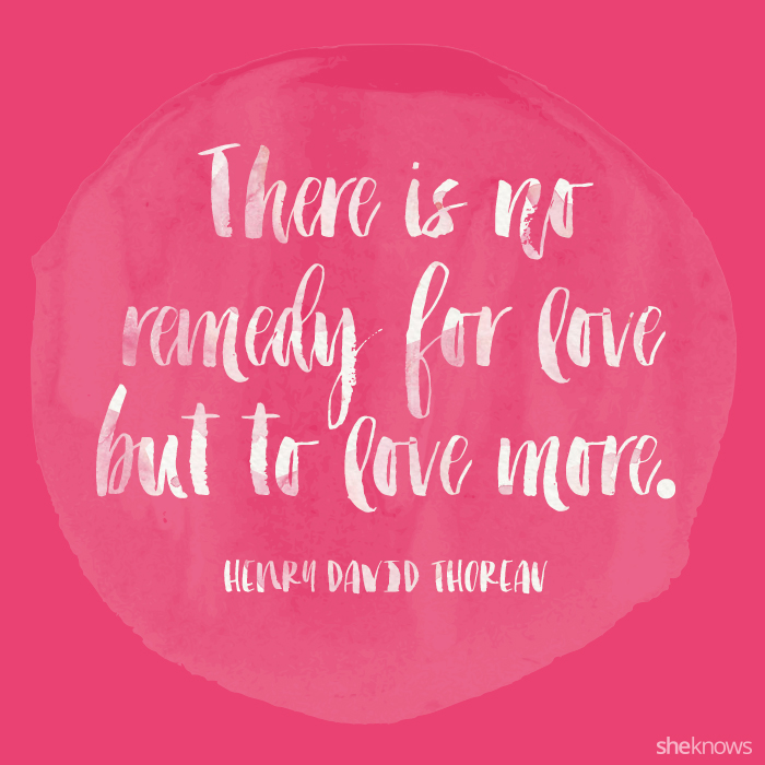 Lord Tennyson Love Quote