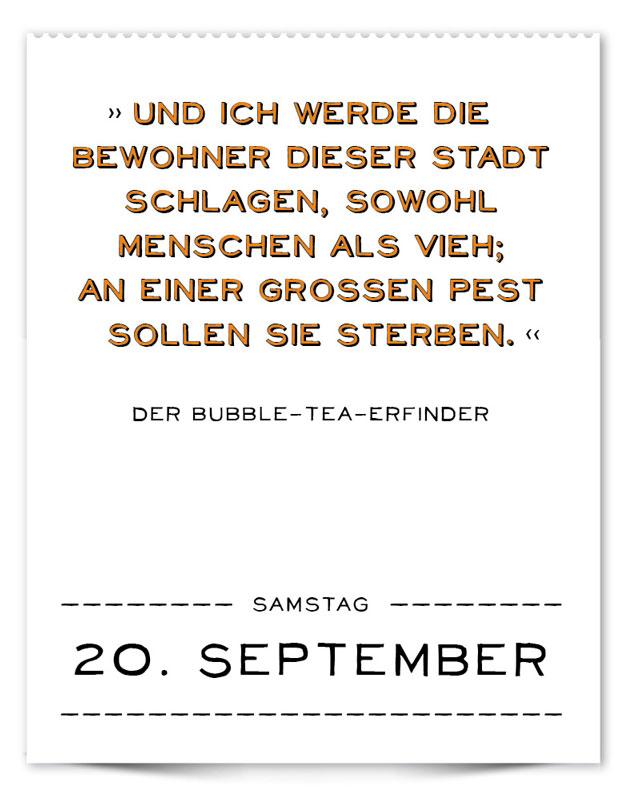 Marc Uwe Klings Falsch Zugeordnete Zitate Der Falsche Kalender Offizielle Website