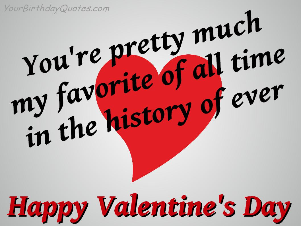 My Favorite All Time Quotations For Valentines Day