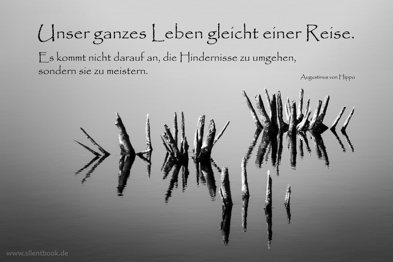 Bild Gestaltung Und Idee Der Silent Text Augustinus Von Hippo