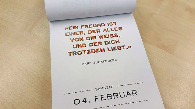 Zuckerberg Zitat