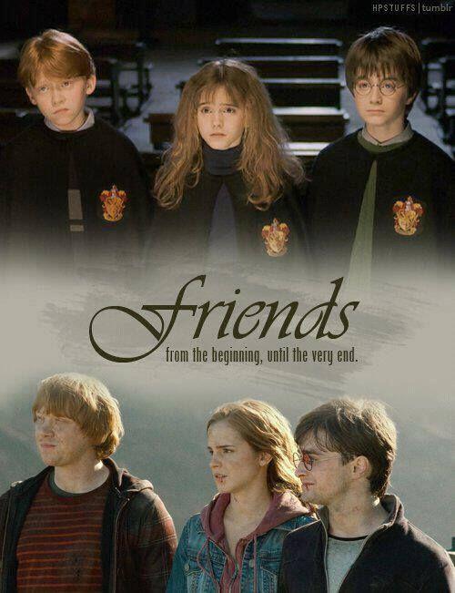 Zitat Freunde Fur Immer Harry Potter Zeug Harry Potter Fakten Beste Freundschaftszitate Harry Potter Freundschaft Zitate Hermine Granger Drei Freunde