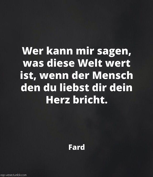 Fard Lyrics Deutsch Deutscher Rap Rap Music Musik German Words Pinterest Deutsch