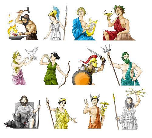 Griechische Gotter Griechische Gottin Griechische Und Griechische Mythologie