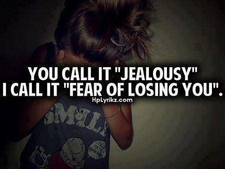 Quotes About Jealous Girlfriends Quotesgram