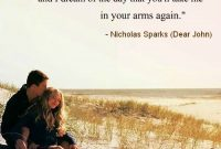A Quote From The Movie Dear John Love This Movie