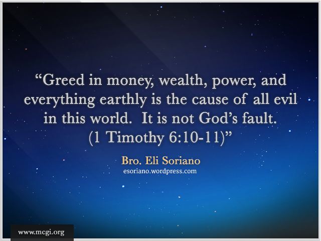 Bibel Bro Bibelzitate Habgier Geld Zitat