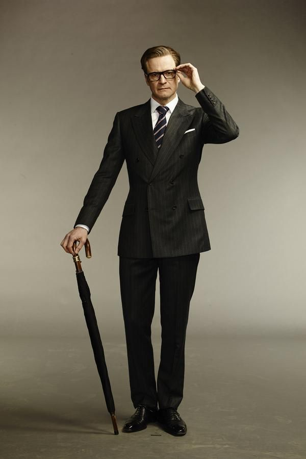 Colin Firth Kingsman The Secret Service
