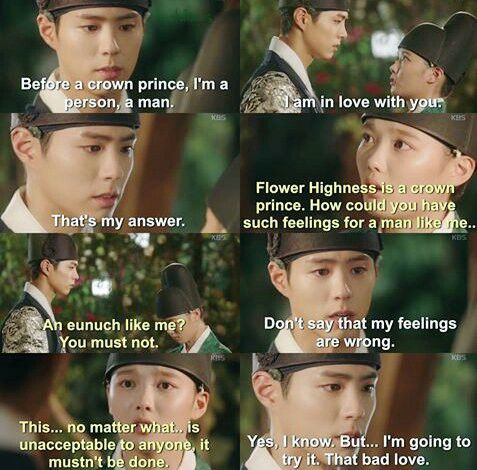 Love In The Moonlight Beautiful Korean Drama Quoteskorean
