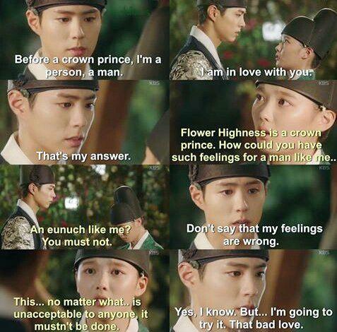 Love In The Moonlight Beautiful Korean Drama Quoteskorean