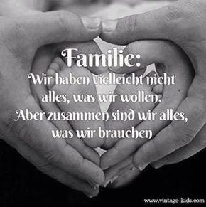 Und Es Gibt Zeiten Da Brauchtman Seine Familie Ganz Besonders Ich Danke Euch Ich Liebe Euch  E  A E  A E  A