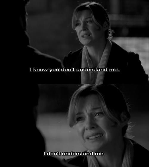 Meredith Grey Greys Anatomy