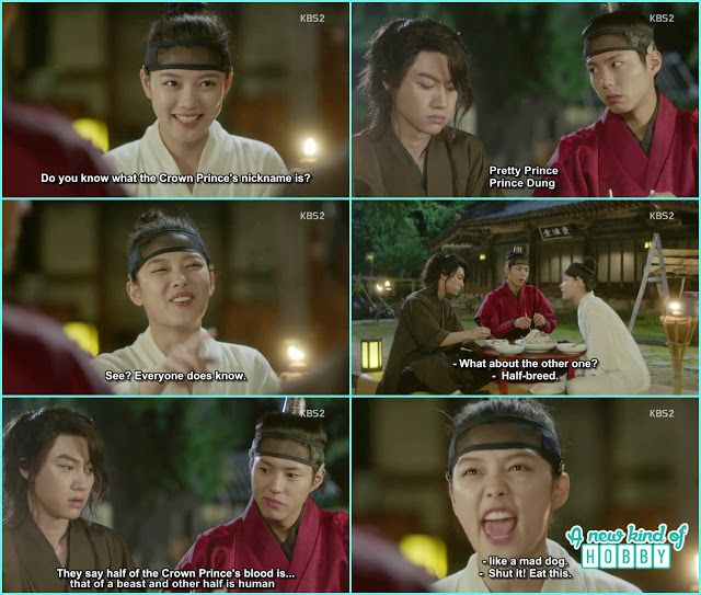 Ra On Make Fun Of Crown Prince And His Nick Name Love In The Moonlight