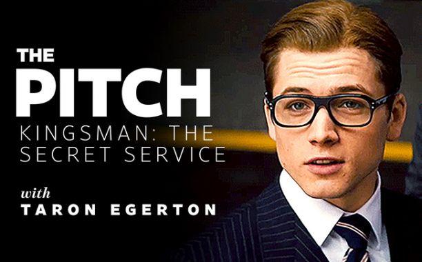 Taron Egerton As Eggsy In Kingsman The Secret Service