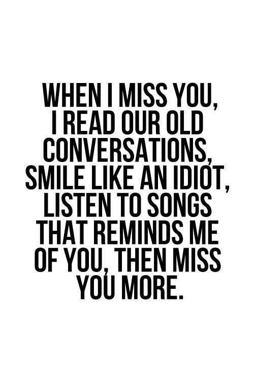 Missing You Quotes Missing You Quotes More