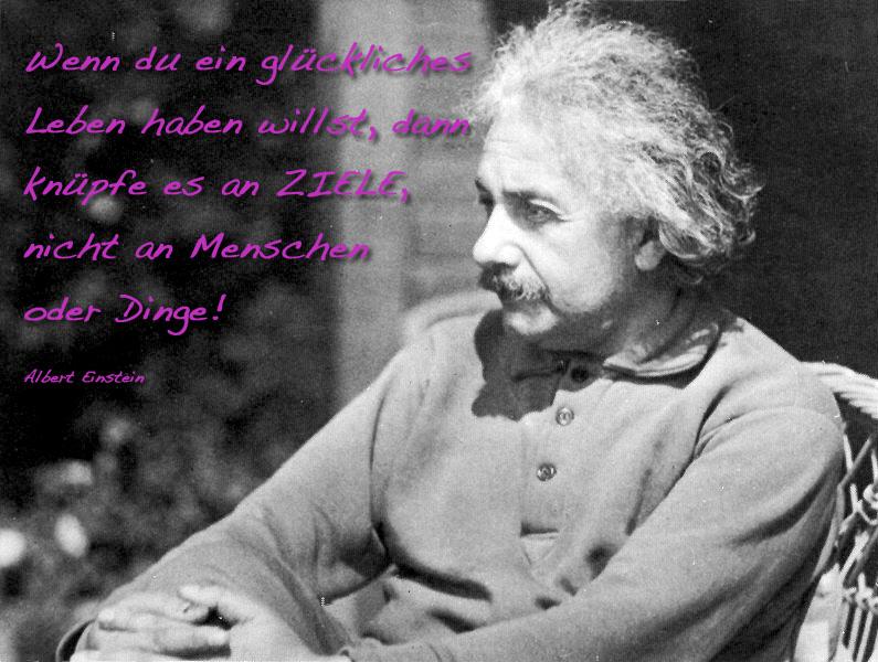 Spruche Mit Gluck Und Einstein