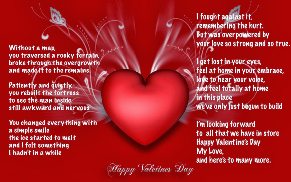 Happy Valentines Day Greetings For Her