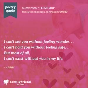 Valentine Poems To Wife