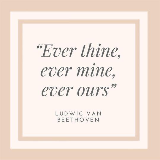 Ludwig Van Beethoven Quote