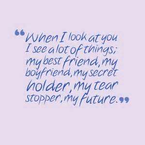 Love My Boyfriend Quotes For