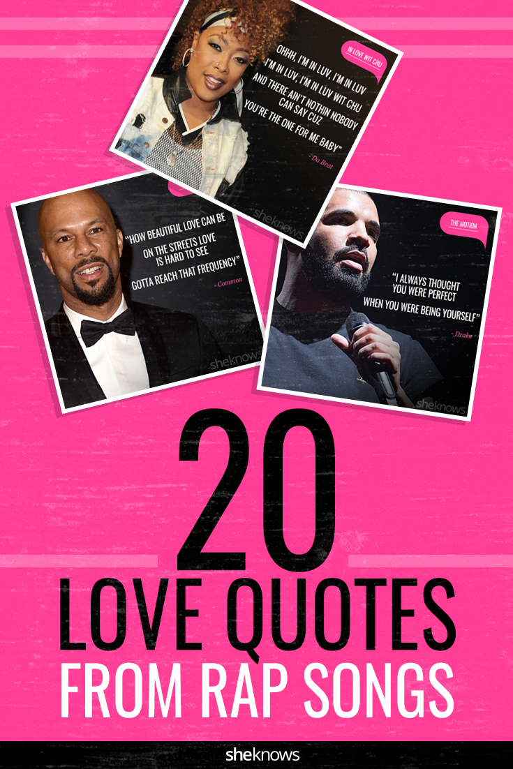 Rap Quotes For Valentines Day