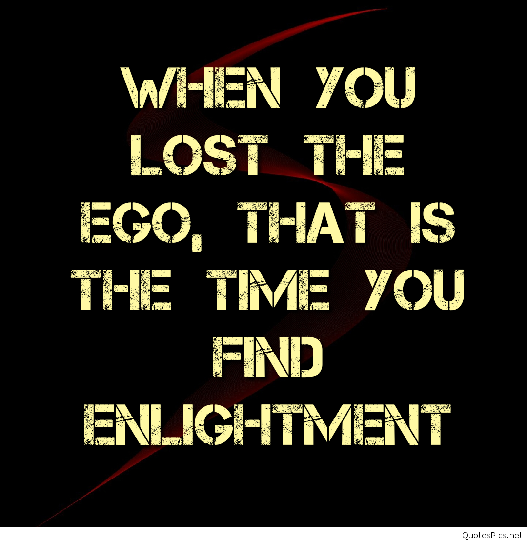 Love Ego Quotes