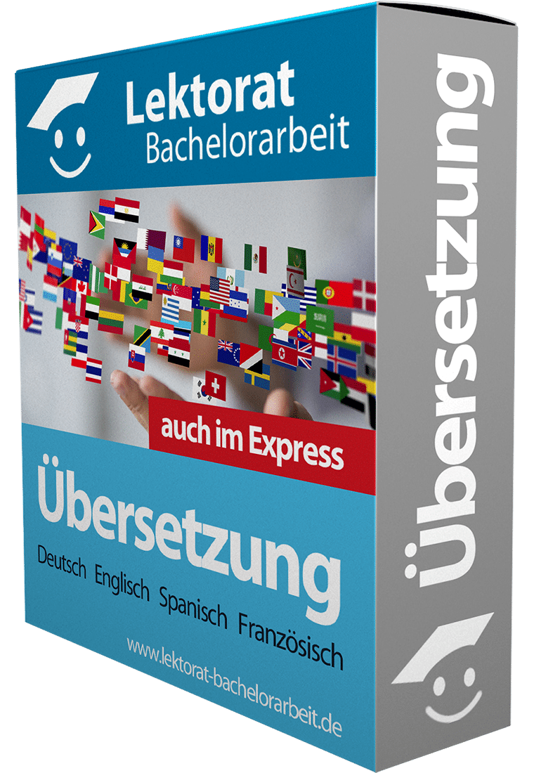 Ubersetzung Von Text Einer Bachelorarbeit Deutsch Englisch Franzosisch Spanisch Italienisch