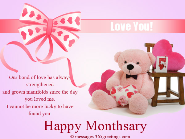 Monthsary Messages For Boyfriend