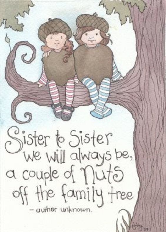 Sister Quotes