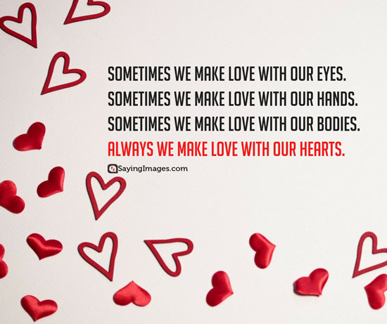 Sometimes And Always Love Quote