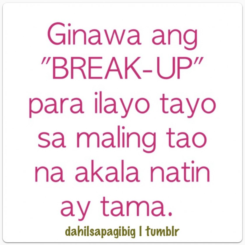 Inspirational Life Quotes Tagalog Tumblr