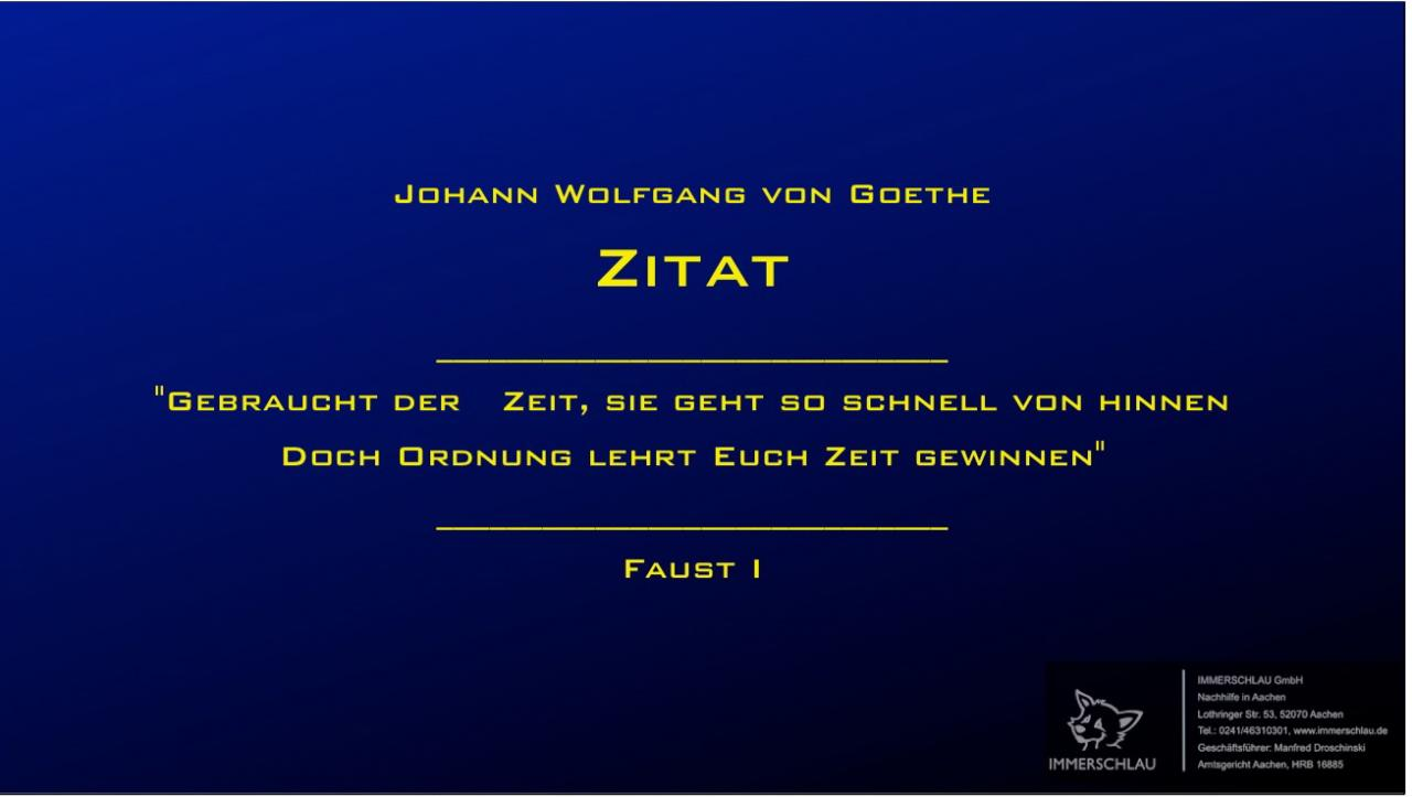 Goethe Zitate Zum Thema Tod Zitate Aus Dem Leben