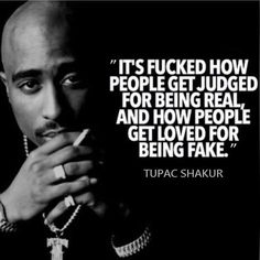Support The Real Tupac Shakur Quote