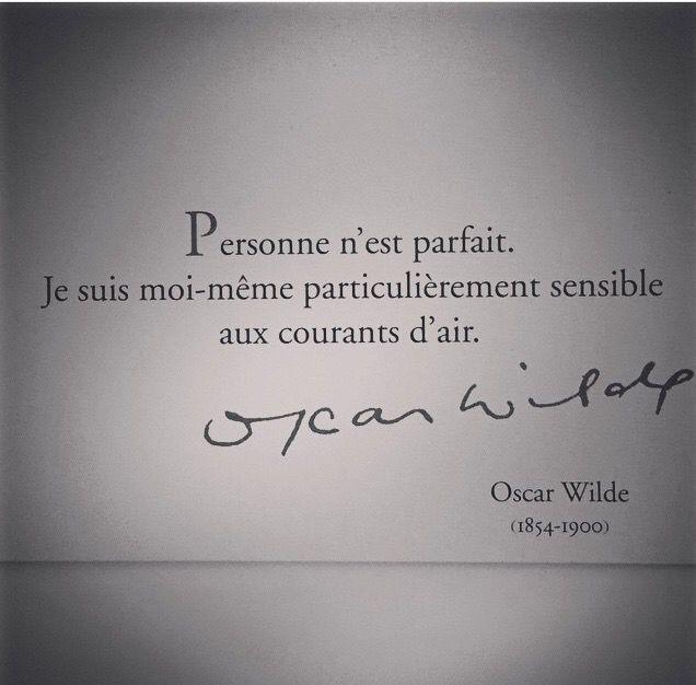 Oscar Wilde Notizbuch Humor Gedichte Schone Worte Zitate In Franzosisch Witze Philosophie Lacheln