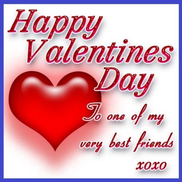 Valentines Day Friendship Quotes