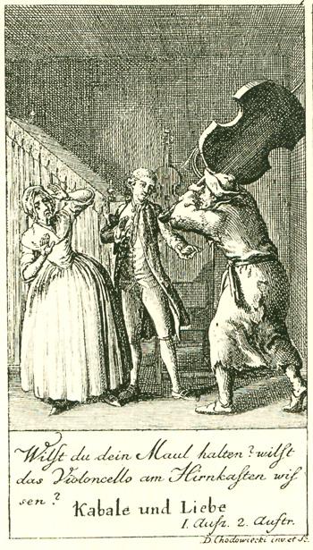 Zitate Kabale Und Liebe Das Goethezeitportal Schillers Kabale Und Liebe In