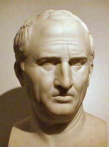 Cicero Portratbuste Von Bertel Thorvaldsen Nach Einem Romischen Original Thorvaldsen Museum Kopenhagen