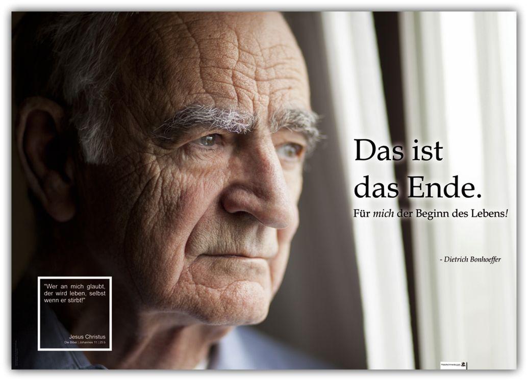Schaukasten Plakat Poster Din A Leben Nach Dem Tod Bibel Kirche