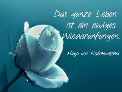 Rosenbild Mit Alles Gute Spruch Von Hugo Von Hofmannsthal Spiritual Pinterest Discover