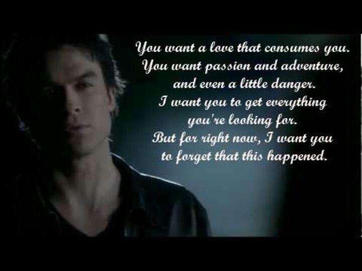 The Vampire Diaries Damon Salvatore He Breaks My Heart