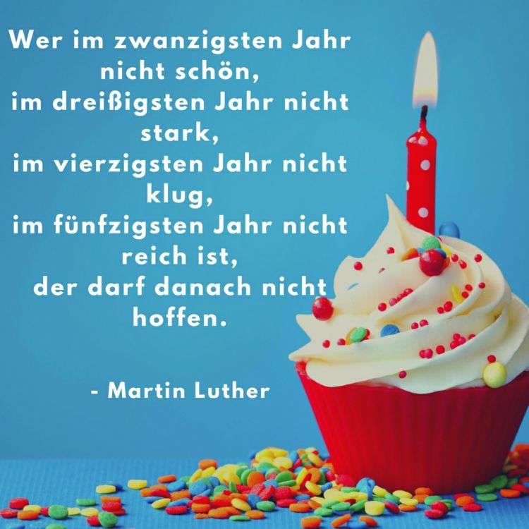 Zitate Geburtstag Martin Luther Schon Stark Reich Hoffen
