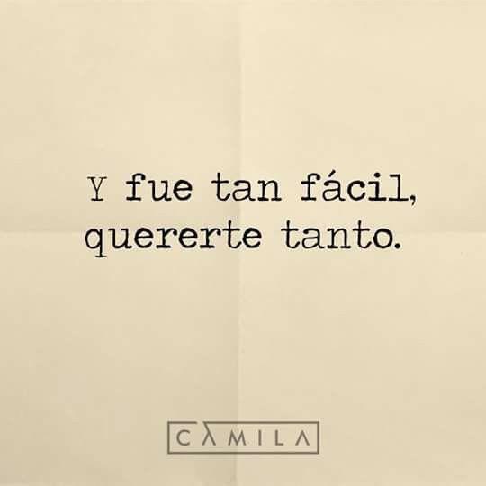 Todo Cambio Camila